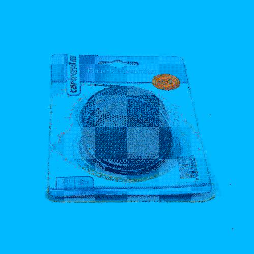 Cartrend Reflektor / Rückstrahler, rund, weiß 80135