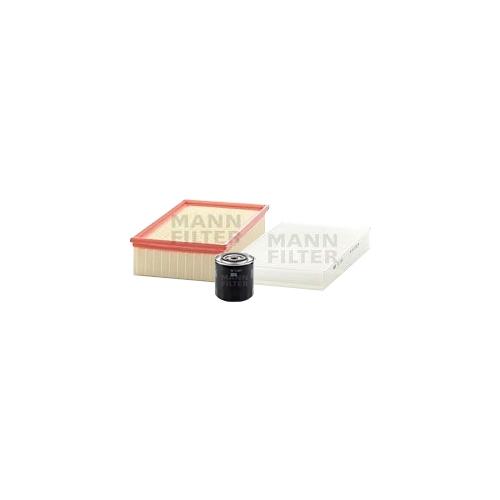 MANN-FILTER Filter Satz, Öl-,Luft und Innenraum-Filter VSF0118MAN