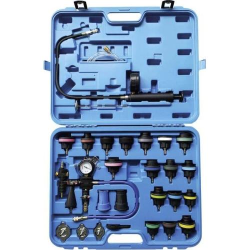 KUNZER 7KVD28.1 Kühlsystem Prüf-, Spül- und Füllgerät, 28-teilig
