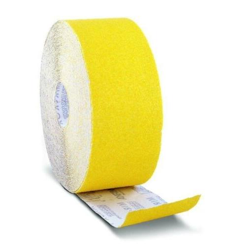 Mirka Mirox Schleifrollen Schleifpapier für den Profi 115 mm x 50 m Korn 100