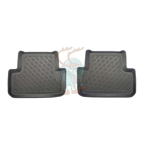 RENSI 362981 footrest mat, set of 2 rear left / right