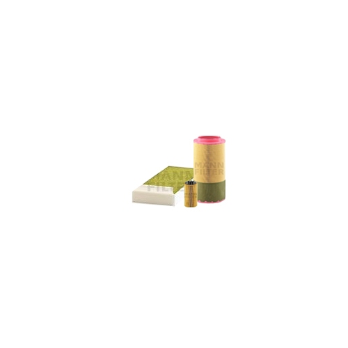 MANN-FILTER Filter Satz, Öl-,Luft und Innenraum-Filter Polyphenol VSF0252MAN