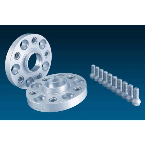 H&R wheel spacers 4255668, 42mm, DRA system