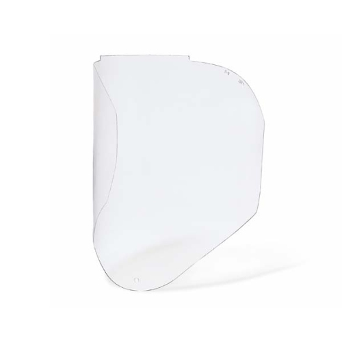 HONEYWELL Bionic face shield, hard hat, clear 1011625
