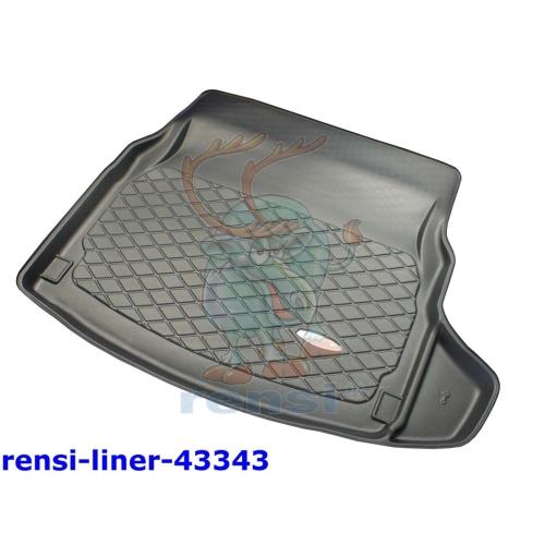 RENSi 43343 Kofferraumschalenmatte Gewicht 2680 g
