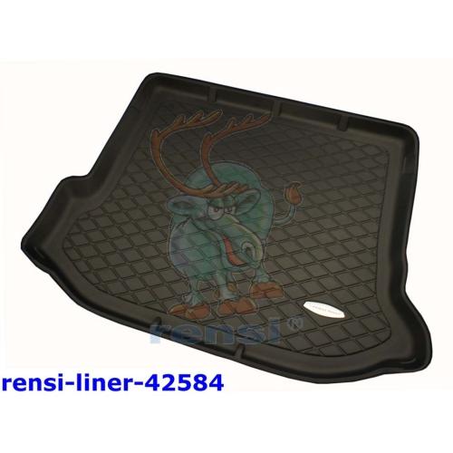 RENSI 42584 Kofferraumschalenmatte Gewicht 2000 g
