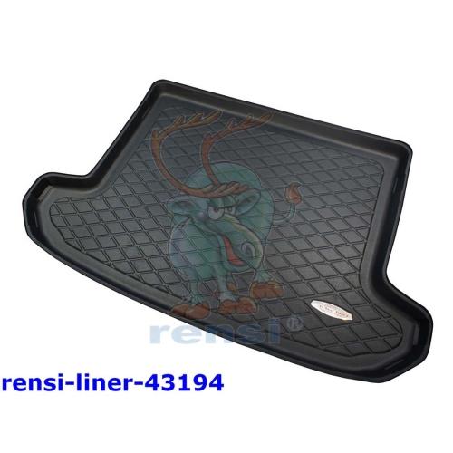 RENSI 43186 Kofferraumschalenmatte Gewicht 2200 g