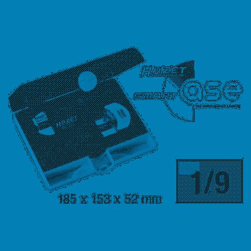 HAZET V-ribbed pulley tool 4643/4