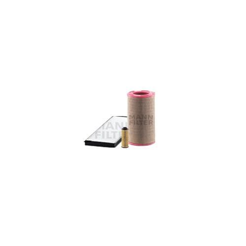 MANN-FILTER Filter Satz Ölfilter, Luftfilter und Innenraumluftfilter VSF0351MAN