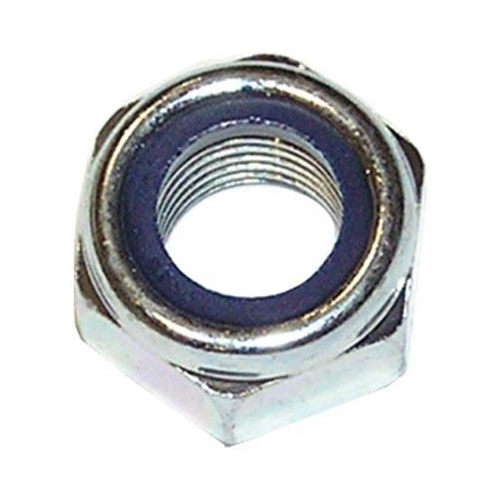 Sechskantsicherungsmuttern Kunststoffring M 5 SW 8 DIN985 100 VPE
