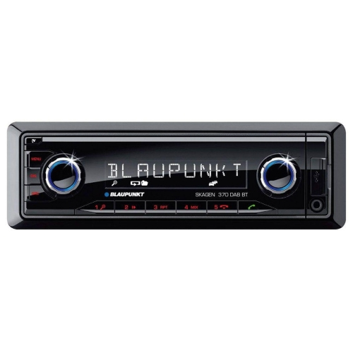 BLAUPUNKT 2 001 017 123 470 Car radio Skagen 370 DAB BT