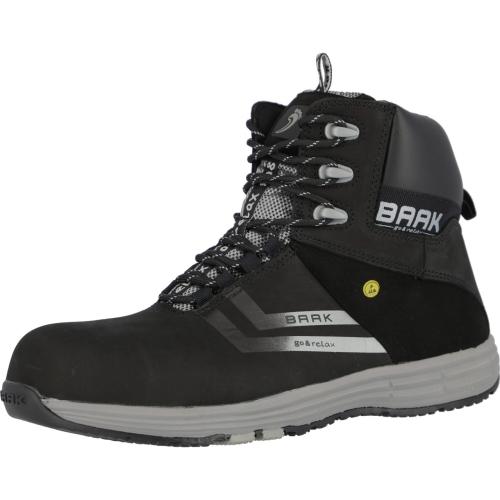 Baak 73742 safety shoes S3 high Robert2 black Gr. 46