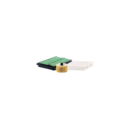 MANN-FILTER Filter Satz Ölfilter, Luftfilter und Innenraumluftfilter VSF0403MAN