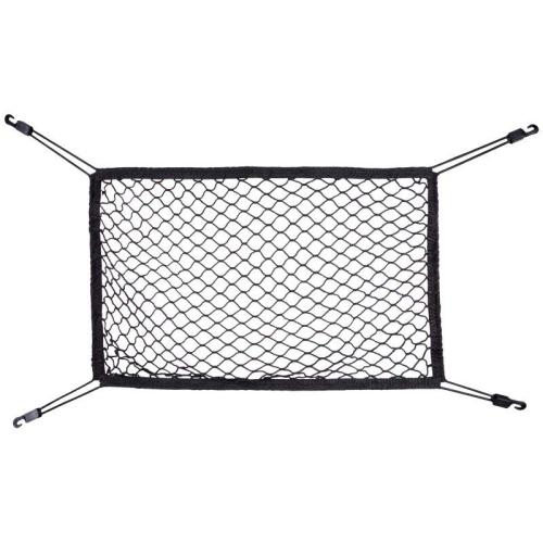 WALSER 16503 trunk net, luggage net, black