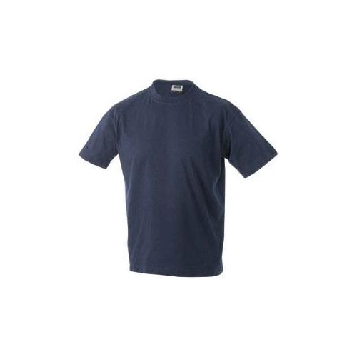 JAMES & NICHOLSON JN002 men's comfort t-shirt, navy, size XXL