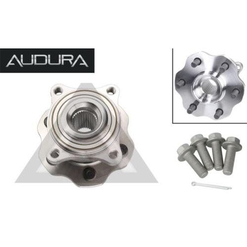 1 Radlagersatz AUDURA passend für NISSAN