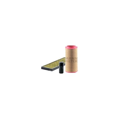MANN-FILTER Filter Satz, Öl-,Luft und Innenraum-Filter Polyphenol VSF0115MAN
