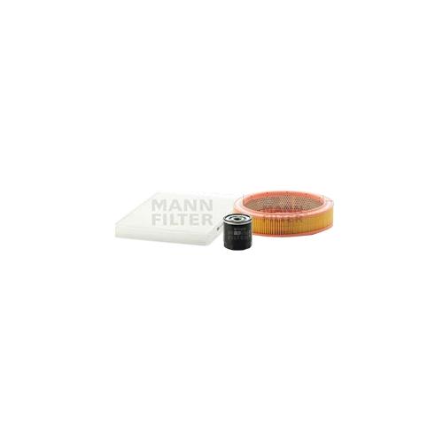 MANN-FILTER Filter Satz Ölfilter, Luftfilter und Innenraumluftfilter VSF0383MAN