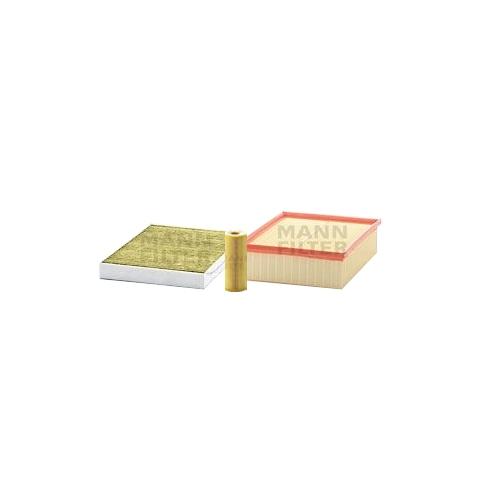 MANN-FILTER Filter Satz, Öl-,Luft und Innenraum-Filter Polyphenol VSF0151MAN