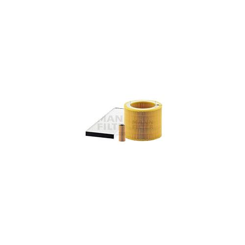 MANN-FILTER Filter Satz Ölfilter, Luftfilter und Innenraumluftfilter VSF0307MAN