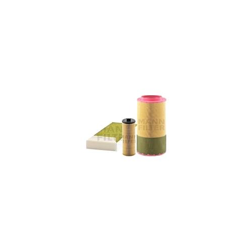 MANN-FILTER Filter Satz, Öl-,Luft und Innenraum-Filter Polyphenol VSF0124MAN