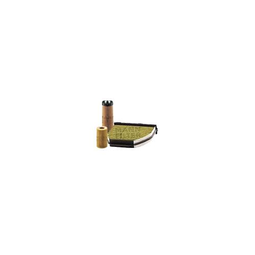 MANN-FILTER Ölfilter, Luftfilter und Polyphenol Innenraumluftfilter VSF0369MAN