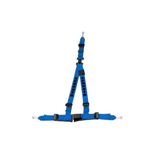 Schroth Safety Gurt Rallye 3ASM blau Statik Hosenträgergurt 1 Stück rechts 10011
