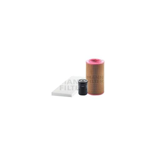 MANN-FILTER Filter Satz, Öl-,Luft und Innenraum-Filter VSF0143MAN