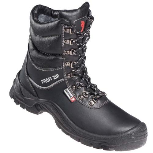 BAAK 8524 Safety winter boots S3 Magnus Profi, black, size 48