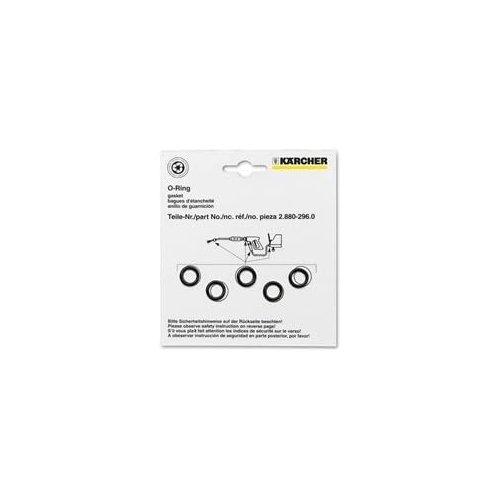 Kärcher O-Ring Set für Strahlrohr drehbar. Art.Nr.: 2.880-292.0