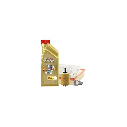 Inspektionskit Ölfilter, Luftfilter und Innenraumfilter + Motoröl 8l 5W-30 LL