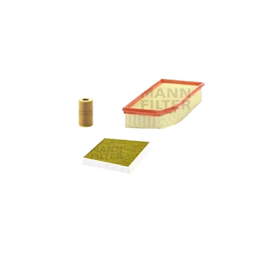 MANN-FILTER Filter Satz, Öl, Luft- und Innenraum-Filter Polyphenol VSF0036MAN