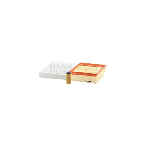 MANN-FILTER Filter Satz, Öl-,Luft und Innenraum-Filter VSF0256MAN