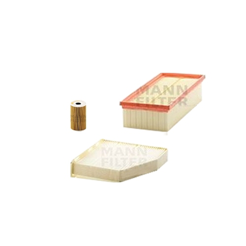 MANN-FILTER Filter Satz, Öl, Luft- und Innenraum-Filter VSF0028MAN