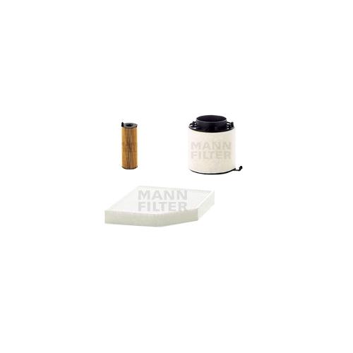 MANN-FILTER Filter Satz, Öl, Luft- und Innenraum-Filter VSF0059MAN