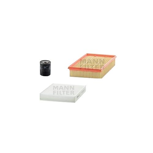 MANN-FILTER filter set, oil, air and interior filter VSF0042MAN