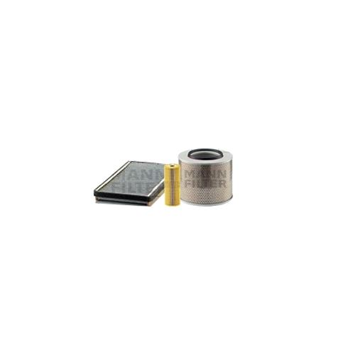 MANN-FILTER Filter Satz, Öl-,Luft und Innenraum-Filter VSF0152MAN