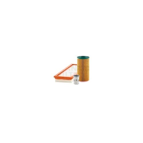 MANN-FILTER Filter Satz Ölfilter, Luftfilter und Innenraumluftfilter VSF0308MAN