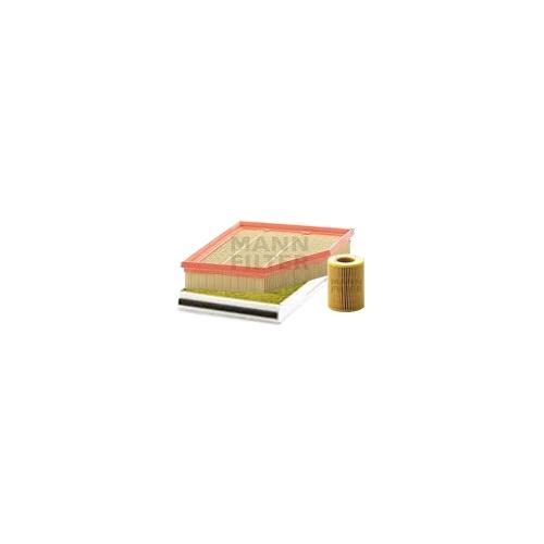 MANN-FILTER Filter Satz, Öl-,Luft und Innenraum-Filter Polyphenol VSF0169MAN