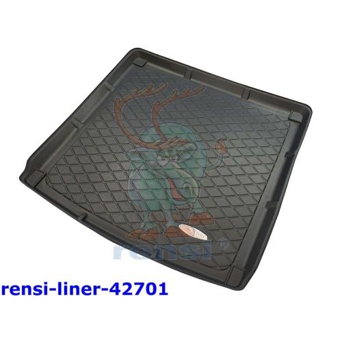 RENSI 42701 Kofferraumschalmatte Gewicht 2400 g