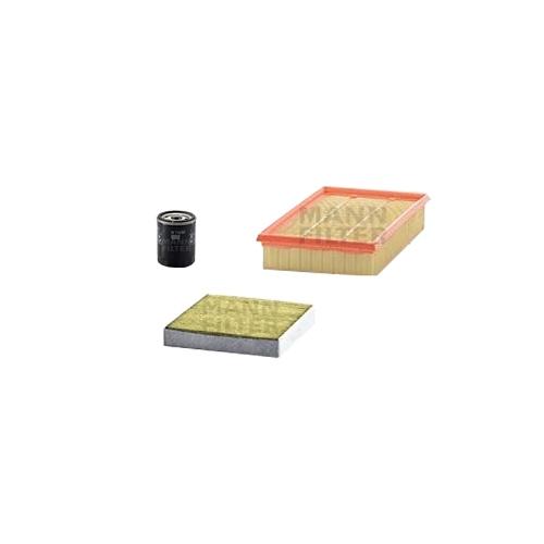 MANN-FILTER Filter Satz, Öl, Luft- und Innenraum-Filter Polyphenol VSF0044MAN