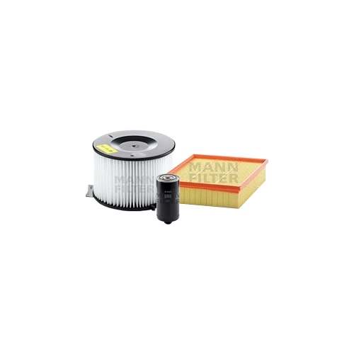 MANN-FILTER Filter Satz, Öl-,Luft und Innenraum-Filter VSF0161MAN