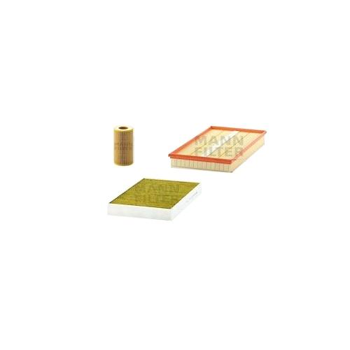 MANN-FILTER Filter Satz, Öl, Luft- und Innenraum-Filter Polyphenol VSF0053MAN