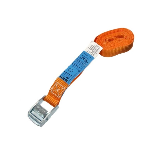 FRIELITZ ZG0225050KOH Zurrgurt U 250 daN, 1-teilig, 25 mm, 5 m, orange