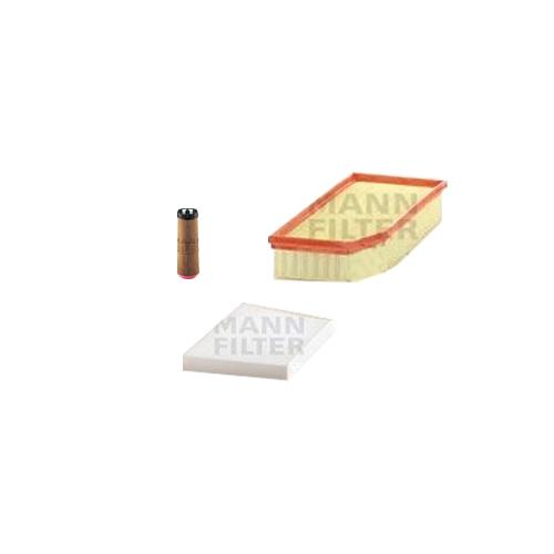 MANN-FILTER Filter Satz, Öl, Luft- und Innenraum-Filter VSF0037MAN