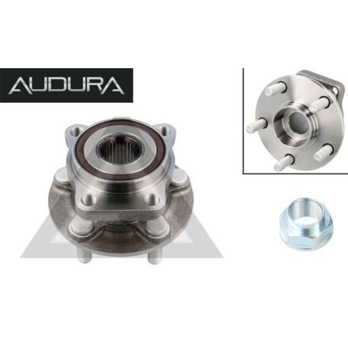 1 Radlagersatz AUDURA passend für SUBARU