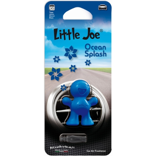 LITTLE JOE LJ015 Air Freshener Ocean Splash blue