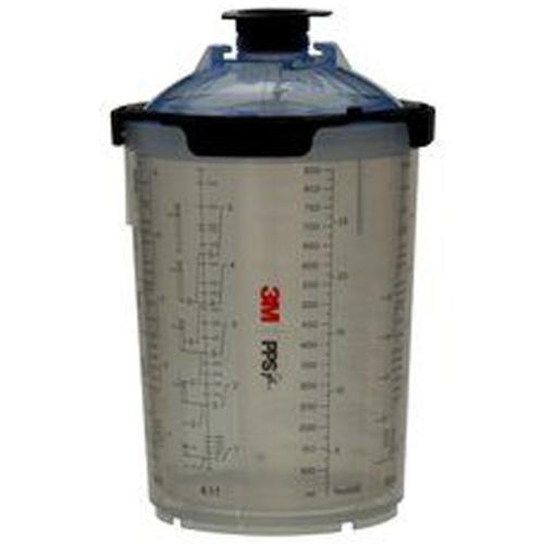 3M 26758 PPS series 2.0 set, standard, 650 ml, 125 μ,