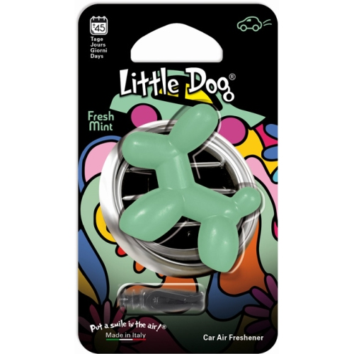 LITTLE JOE LD007 Little Dog air freshener Fresh Mint mint green