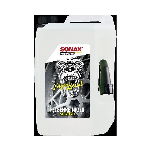 SONAX Felgenbeast Felgenreiniger 5 Liter 04335000